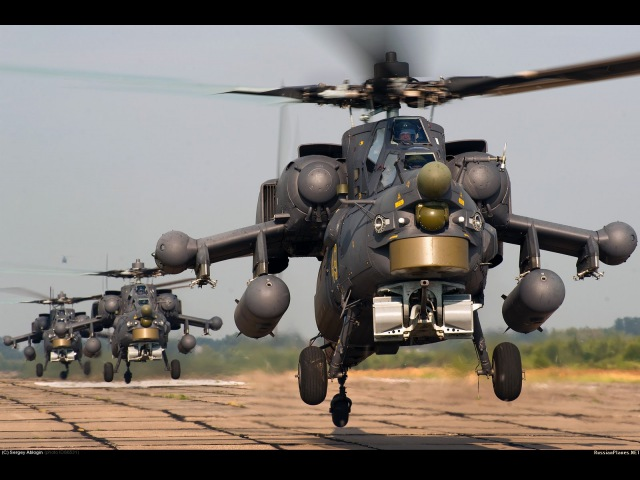Ударный вертолет Ми-28н. Ночной охотник (2013) HDTV 1080i от KinoHitHD.com