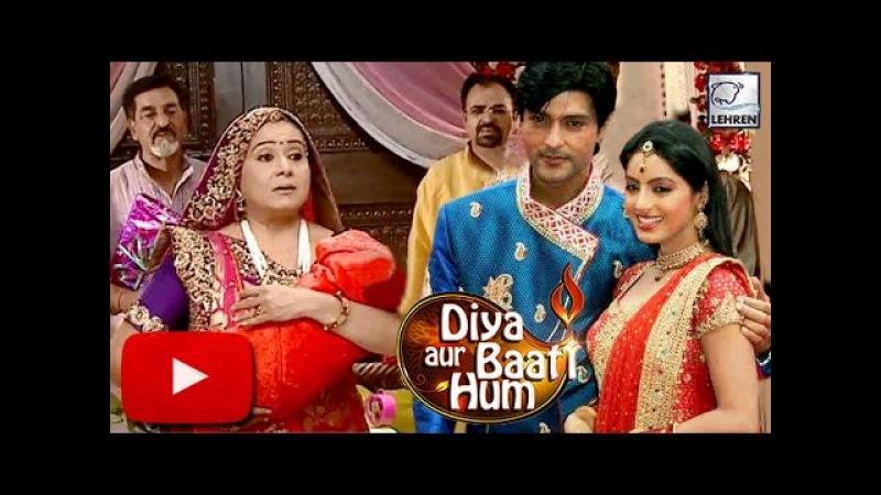 Suraj Sandhya's Daughter's Naming Ceremony | Diya Aur Baati Hum On Location