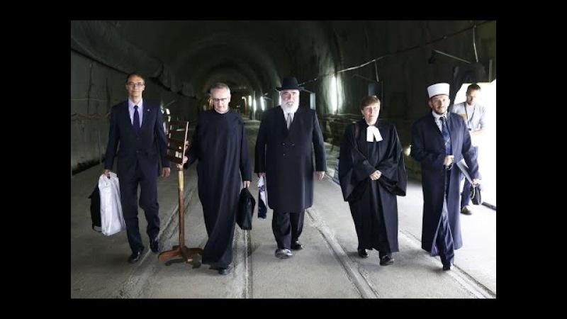 Готардский Тоннель и Дьявольский Ритуал (полная версия)
