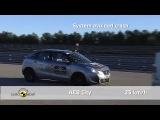 Euro NCAP Crash Test of Suzuki Baleno 2016