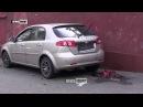 [18+] В Донецке прогремел мощный взрыв, один человек погиб