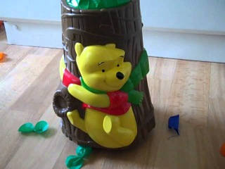 Disney's Winnie The Pooh's Blustery Day Game