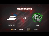 Epsilon vs MK, map 2 cache, SL i-League StarSeries S2
