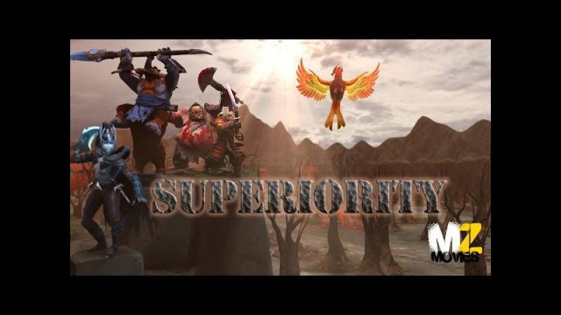 S2fm. dota 2. superiority. Превосходство. step 15
