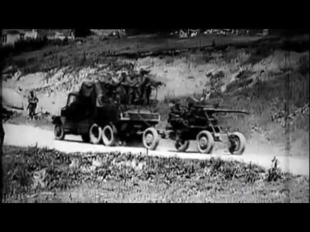Ott a messzi Donnál... dokumentumfilm a magyar 2. hadseregről