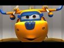 Супер Крылья Самолетик Джетт и его друзья - Игра теней Super Wings 2 серия