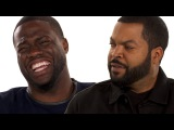 Kevin Hart &amp Ice Cube Take The BFF Test