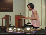 Phyllis Chen - Double Helix for toy piano and bowls