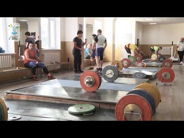 Центр тяжести Фильм посвященный развитию Тяжелой атлетики в Казахстане