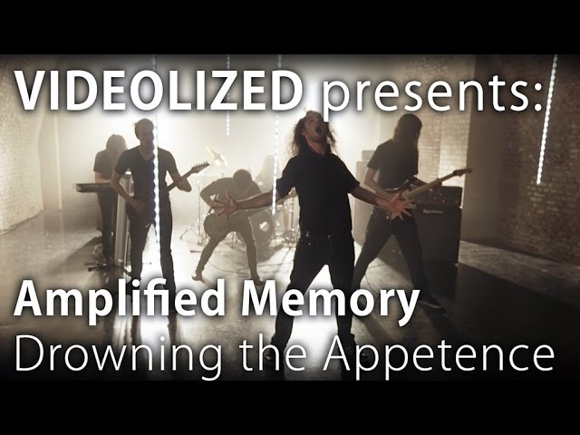 Amplified Memory - Drowning the Appetence (Official Music Video) | Videolized No.3