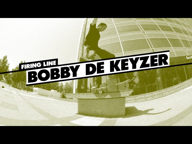 Firing Line Bobby de Keyzer