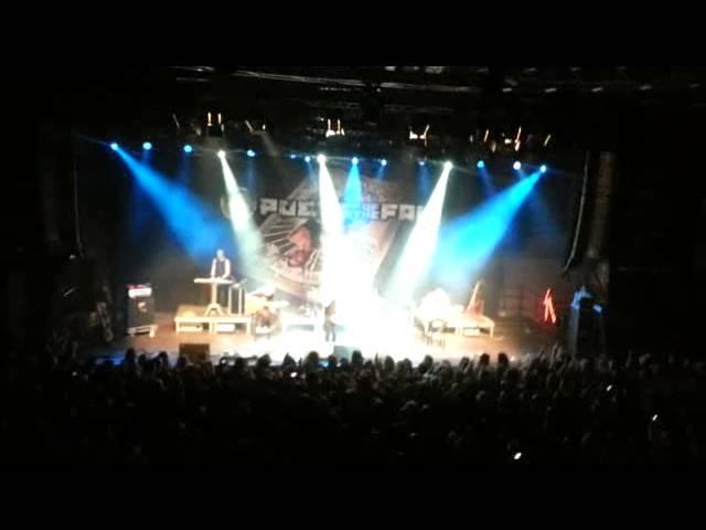 Poets Of The Fall Dortmund Germany 22 11 2012 Fun Roses