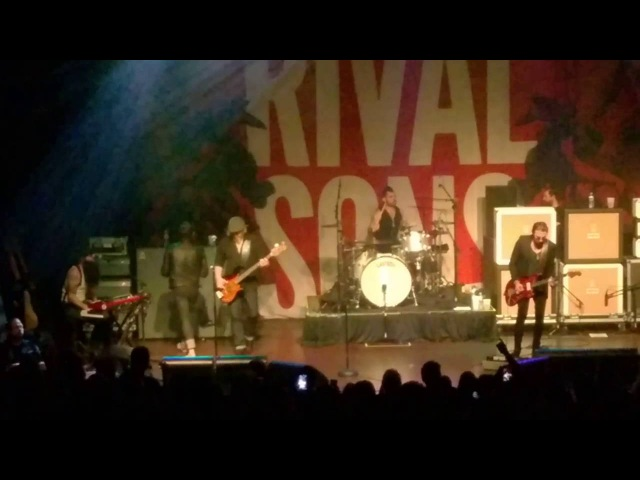 Rival Sons Torture The Town Ballroom Buffalo NY 8-20-2016