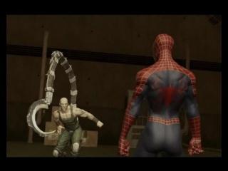 Прохождение игры Человек Паук 3 : Часть 45 - СКОРПИОН ПРОТИВ НОСОРОГА