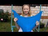 Видео обзор моего хвоста русалки