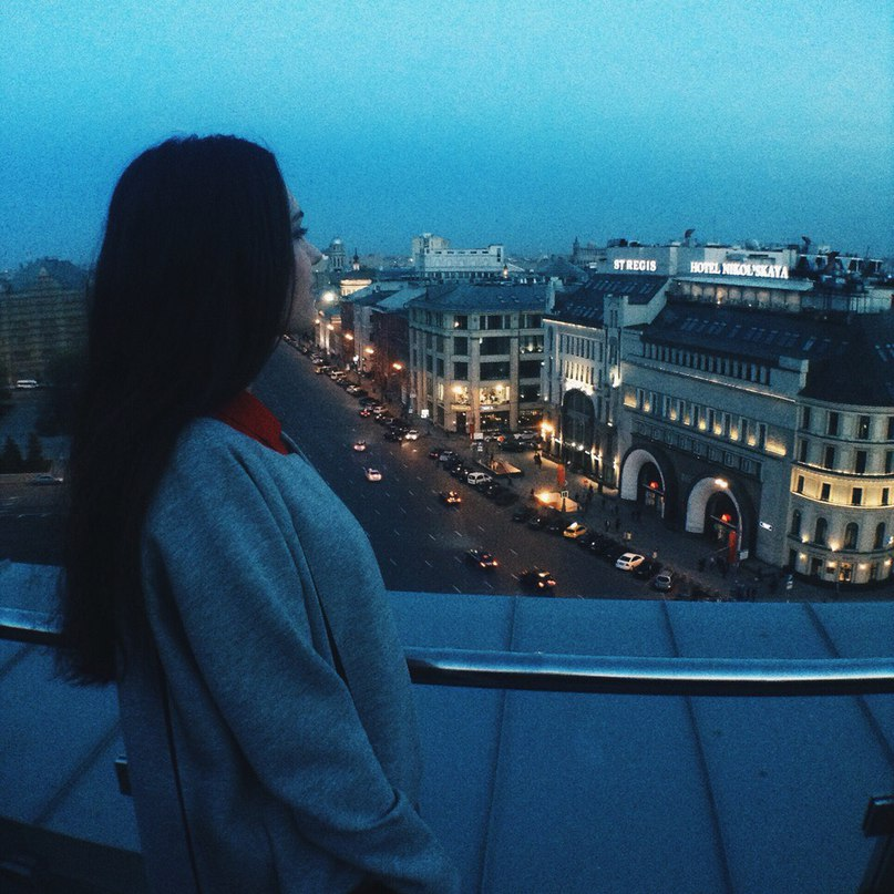 Анастасия Стародворцева | Москва