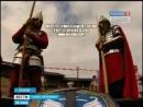 Петербург вручает Пскову точную копию меча князя Довмонта (2011)