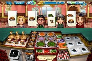Скачать Игру Бесплатно Cooking Fever - фото 6