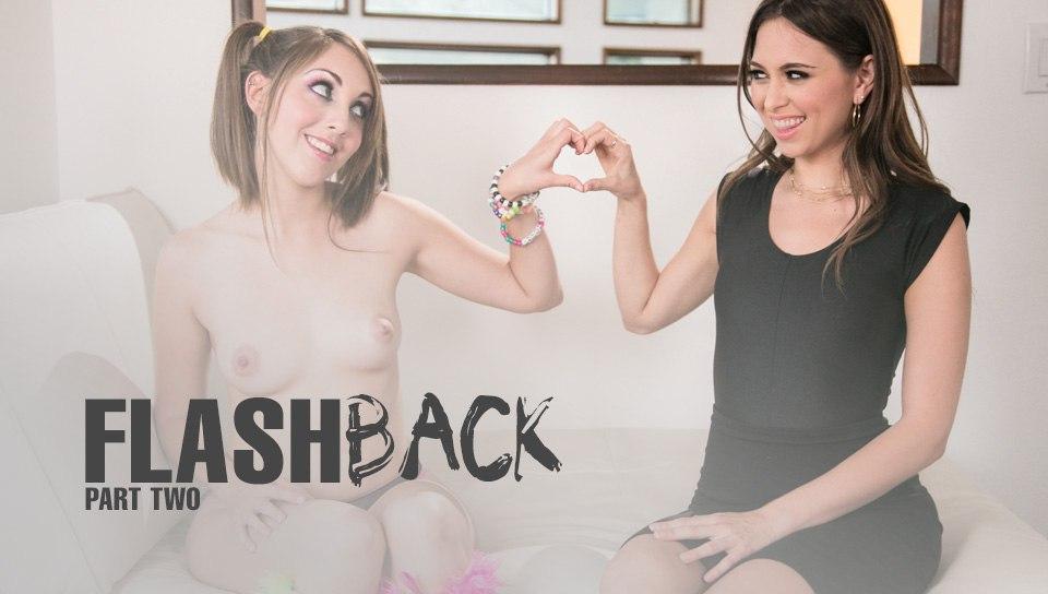 MommysGirl – Flashback Part 2 – Nickey Huntsman And Riley Reid
