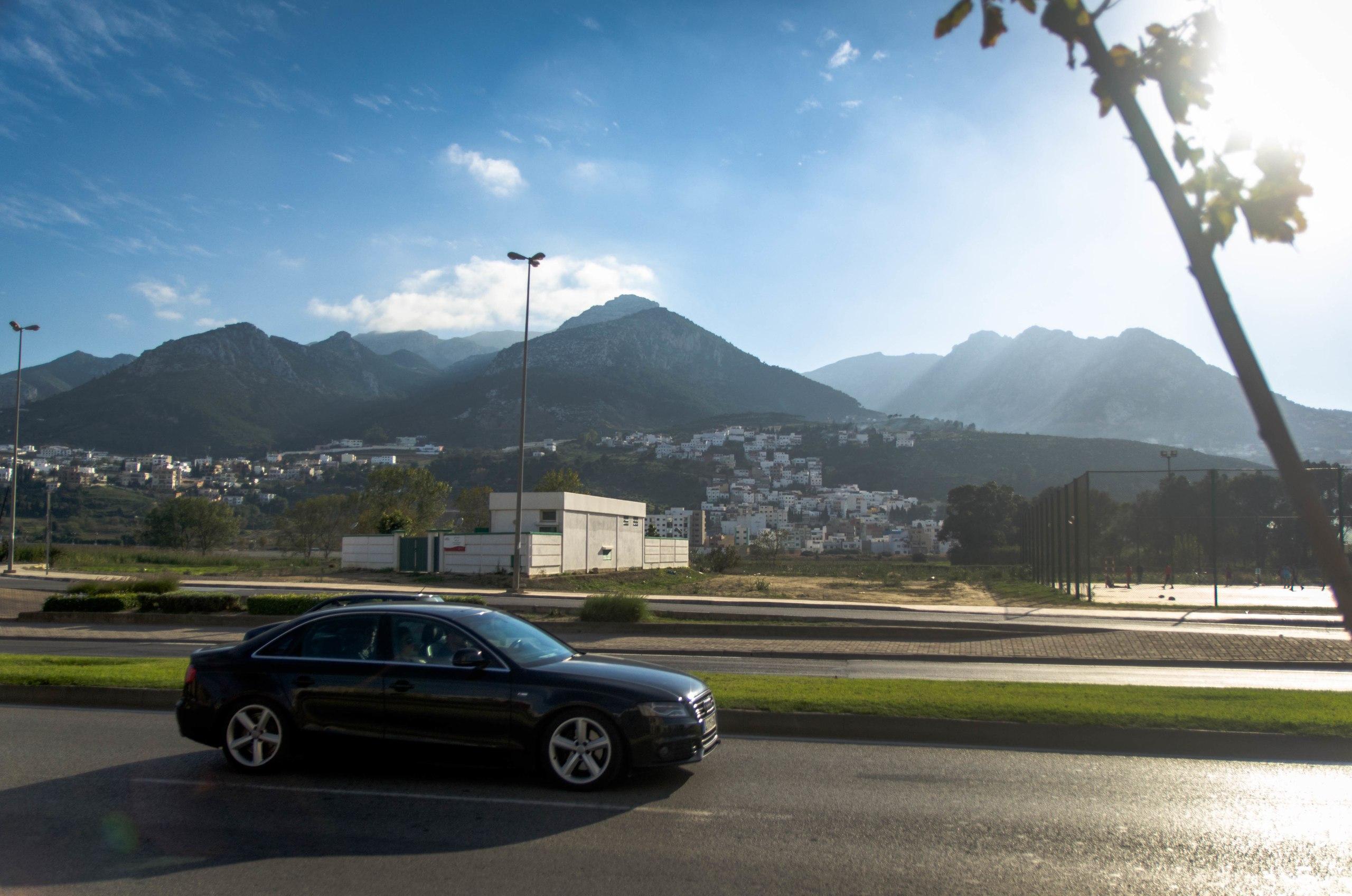 Марокко Город Тетуан