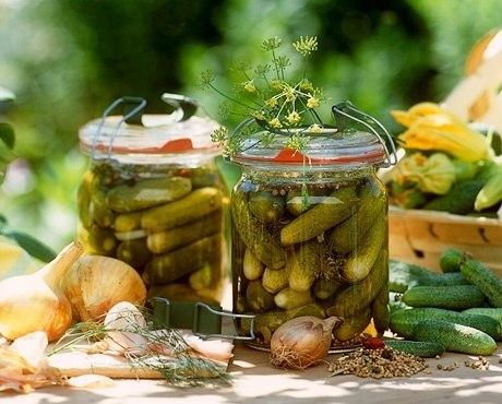 Бесплатный мастер-класс по консервации огурцов состоится на Бажова