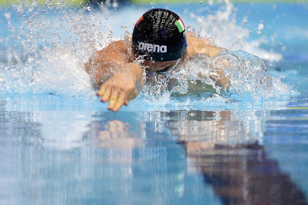 В окружных соревнованиях по плаванию в СВАО победила дружба