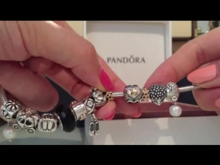 Мой браслет Пандора Pandora bracelet