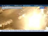 В Челябинске взорвался ларек с шаурмой. Пострадали трое