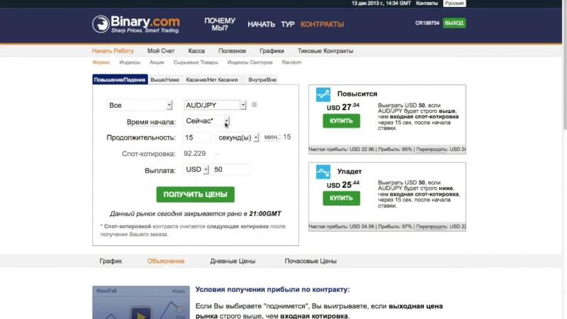 Binary.com - обзор брокеров +по бинарным опционам - топ лучших брокеров бинарных опционов 2015