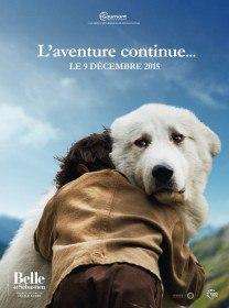 Белль и Себастьян, приключение продолжается / Belle et Sébastien, l'aventure continue (2015)