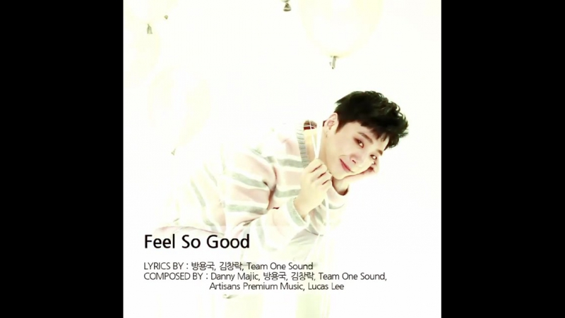 [Audio Teaser] B.A.P - Feel So Good (Mini Album CARNIVAL)