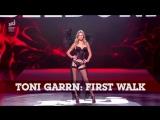 Energy Fashion Night - Toni Garrn: First Walk - Lingerie Beldona.