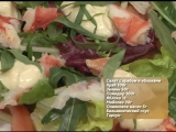 Вкусные новости: Салат из краба