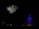 Japan Tokyo Disneyland Fireworks