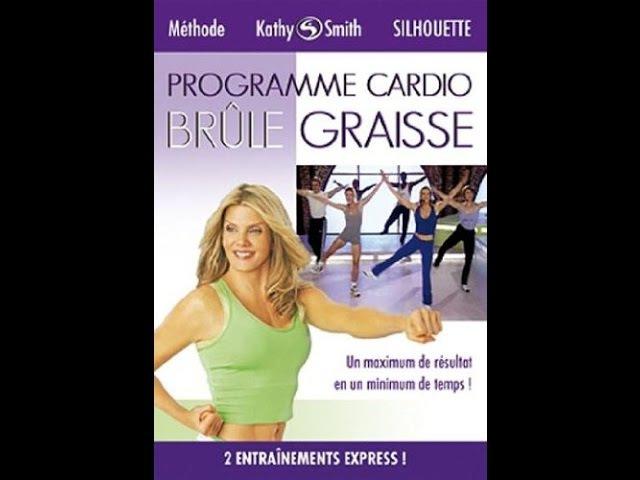 Kathy Smith Brûle graisse Aerobic Cours de fitness complet
