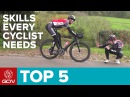 5 Cycling Skills Every Bike Rider Needs