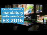 Heres Microsofts annual Xbox One indie montage - Xbox E3 2016