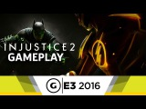 8 Minutes of Fighting Gameplay - E3 2016
