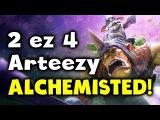 Alchemisted by Arteezy - SECRET DC - Epic Starladder Dota 2