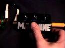Z.VEX Machine Hand Painted Guitar Pedal