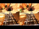 Cmoar Roller Coaster VR Google Cardboard 3D SBS 1080p Virtual Reality
