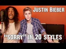 Justin Bieber - Sorry | Ten Second Songs 20 Style Cover
