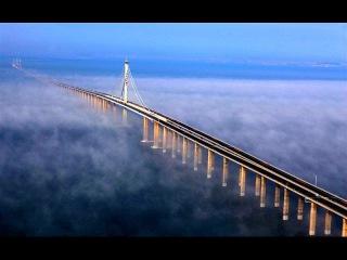 Знаменитый Мост в Ханчжоу!  Очень интересный документальный фильм (18.07.2016)