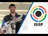 Interview with Matthew EMMONS (USA) - 2016 ISSF Rifle and Pistol World Cup in Bangkok (THA)