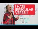 Irregular Verbs in English – Groups 1 2
