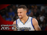 Stephen Curry Full Highlights 2016.01.25 vs Spurs - CRAZY 37 Pts, 5 Stls in 3 Quarters!