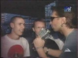 Zdob Si Zdub - Live @ MTV Party'я, 'Red Square, Moscow, 14.08.1999