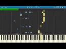 Naruto Ending 1: Wind - Piano Tutorial [2 Hands]