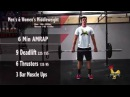 Raw Fitness Combine Men's and Women's Middleweight Workout