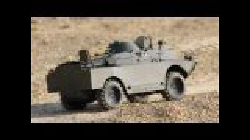 BRDM-2 RC 110 FULL METAL BUILD (Part 3 of 3)